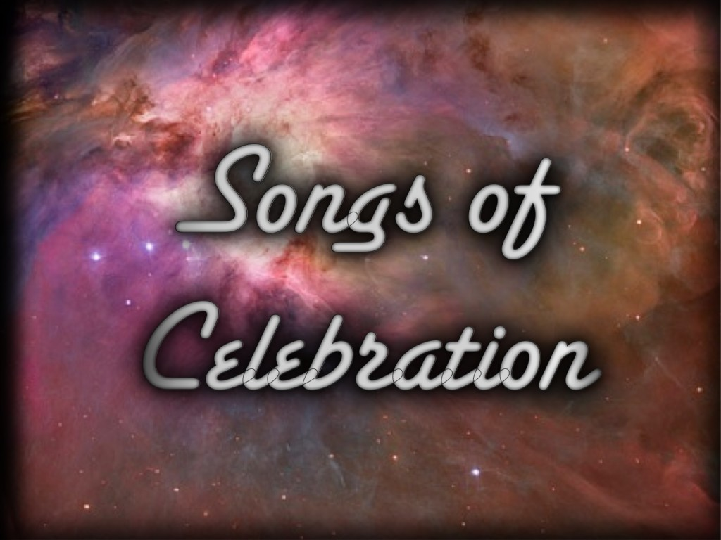 Songs of Celebration
